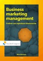 Business marketing management | 9789001863104