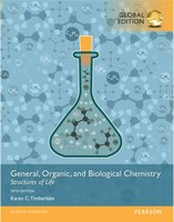 General, Organic, and Biological Chemistry   9781292096193