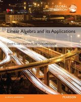 Linear Algebra and its Applications   9781292092232