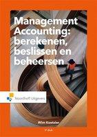 9789001878498 | Management accounting: berekenen beslissen en beheersen