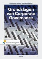Grondslagen van de corporate governance | 9789001889395