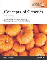 Concepts of Genetics, Global Edition | 9781292077260
