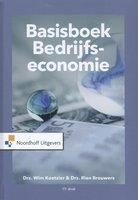 Basisboek Bedrijfseconomie | 9789001889173