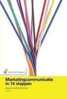 Marketingcommunicatie in 14 stappen | 9789001820596