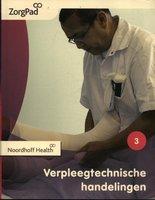 9789001872786 | ZorgPad - Verpleegtechnische handelingen Niveau 3 Theorieboek