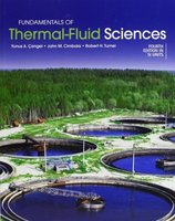 Fundamentals of Thermal-Fluid Sciences | 9780071325110