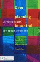 Door planning in control | 9789013039245