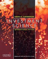 Investment Science | 9780195391060