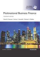 9781292097879 | Multinational Business Finance, Global Edition