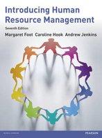 Introducing Human Resource Mangement | 9781292063966