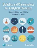 9781292186719 | Statistics and Chemometrics for Analytical Chemistry