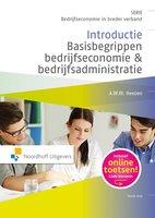 9789001841799 | Bedrijfseconomie in breder verband - Introductie basisbegrippen bedrijfseconomie & bedrijfsadministratie