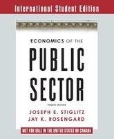 Economics of the Public Sector | 9780393937091