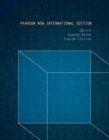 Optics: Pearson International Edition   9781292021577