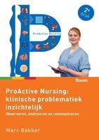 9789058758620 | ProActive Nursing: klinische problematiek inzichtelijk