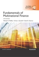 9781292076539 | Fundamentals of Multinational Finance, Global Edition