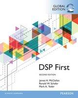 Digital Signal Processing First, Global Edition   9781292113869