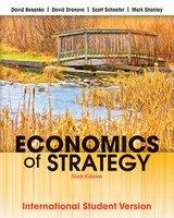 Economics of Strategy | 9781118319185