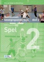 Basislessen bewegingsonderwijs 2 spel | 9789036819794