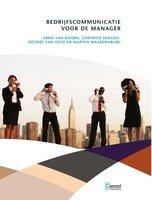 Bedrijfscommunicatie voor de manager | 9789491743900