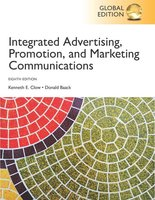 9781292222691 | Integrated Advertising, Promotion and Marketing Communications, Global Edition