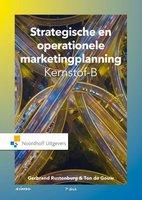 9789001899936 | Strategische en operationele marketingplanning-Kernstof B