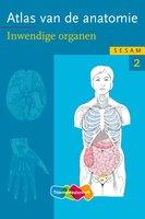 9789006952322 | Sesam Atlas van de anatomie 2 Inwendige organen