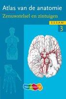 9789006952339 | Atlas van de anatomie deel 3 Zenuwstelsel en zintuigen