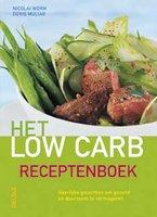 Het Low Carb Receptenboek   9789044712810