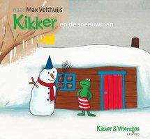 Kikker en de sneeuwman   9789025875046