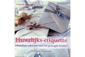 Huwelijksetiquette   9789048303151