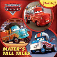 Mater's Tall Tales | 9780736426381