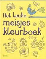 Het leuke meisjes kleurboek   9789044727593