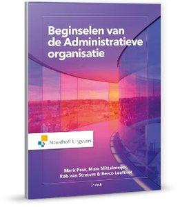 Beginselen van de administratieve organisatie   9789001876814