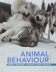 An Introduction to Animal Behaviour   9780521165143