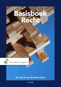 Basisboek Recht | 9789001899684