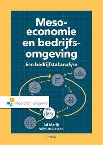 Meso economie en bedrijfsomgeving | 9789001900045