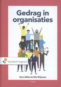 Gedrag in organisaties | 9789001876937