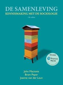 De samenleving, 14e editie   9789043035774