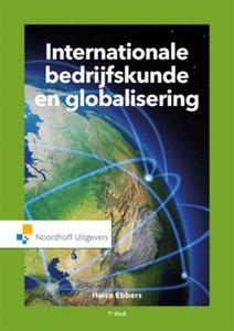 9789001861964 | Internationale bedrijfskunde en globalisering