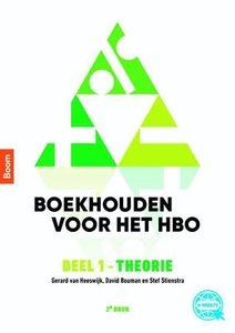 Boekhouden voor het hbo deel 1 Theorie | 9789024424788