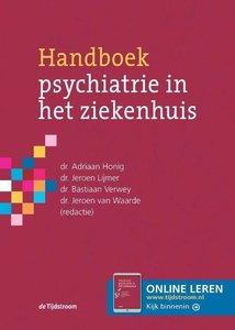 Handboek psychiatrie in het ziekenhuis | 9789058981035