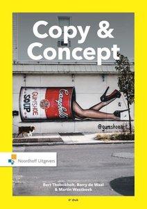 Copy & Concept   9789001886455