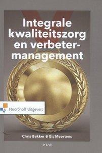9789001885748   Integrale kwaliteitszorg en verbeter-management