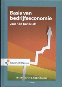 9789001875459 | Basis van bedrijfseconomie voor non financials