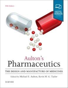 Aulton's Pharmaceutics | 9780702070051