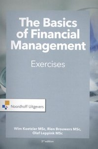 9789001889234 | The Basics of financial management-exercises