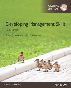 9781292097480 | Developing Management Skills, Global Edition