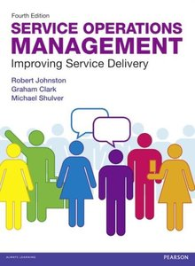Service Operations Management | 9780273740483