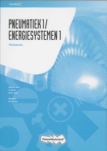 9789006901436 | Tr@nsfer-w Pneumatiek1/Energiesystemen1 Leerwb